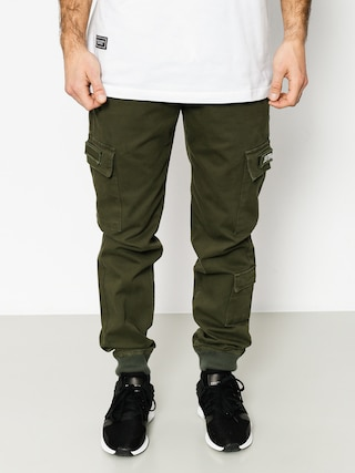 Backyard Cartel Nohavice Trench Jogger (khaki)