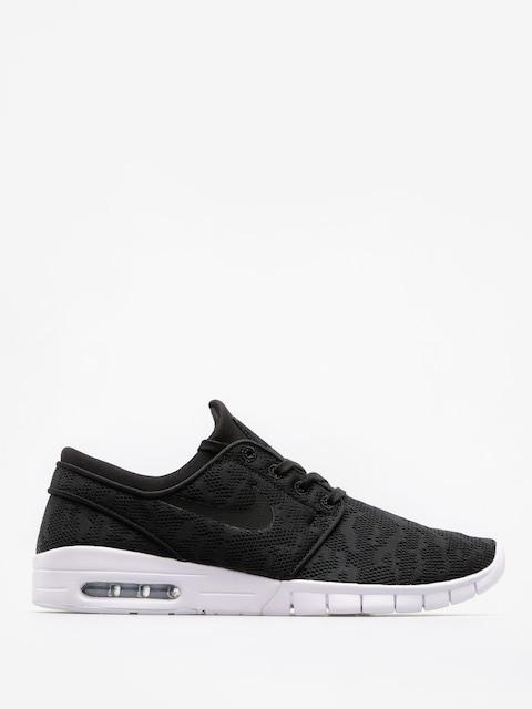 Nike SB Topánky Stefan Janoski Max (black/black white)