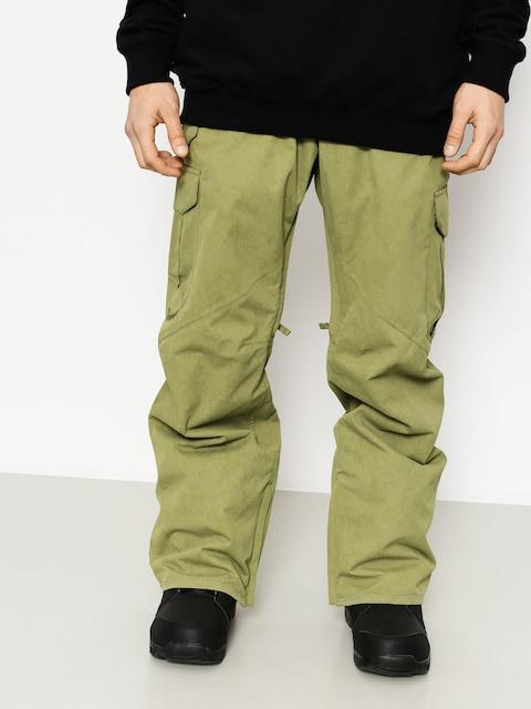 Snowboardové nohavice Burton Cargo (olive brnch distress)