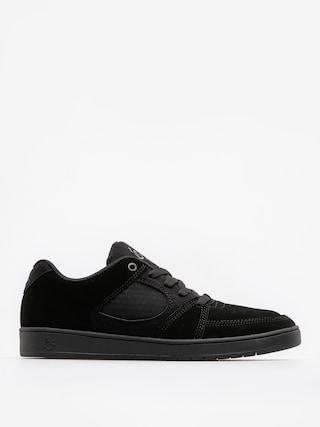 Topánky Es Accel Slim (black/black)