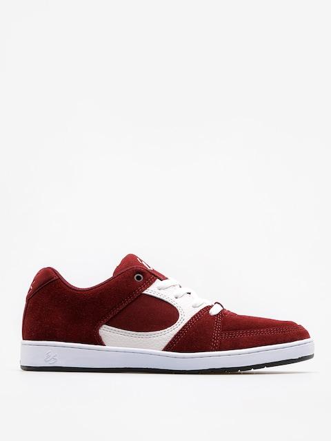 Topánky Es Accel Slim (red/white/black)