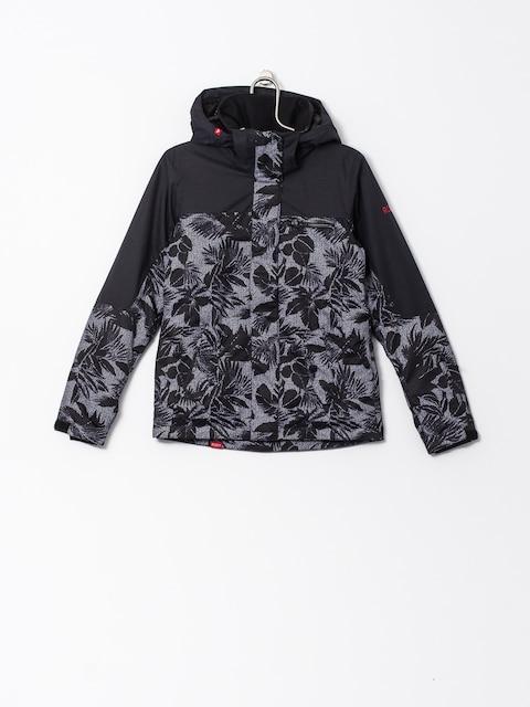 Snowboardová bunda Roxy Rx Jetty Blo Wmn (floral herrigbone)