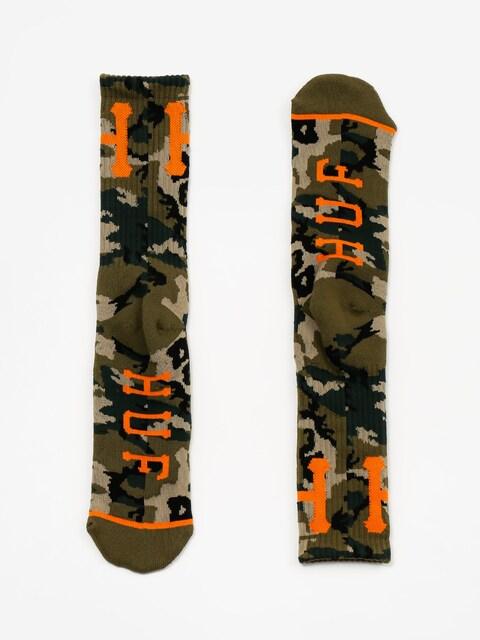 Ponožky HUF Ambush Classic H (camo)
