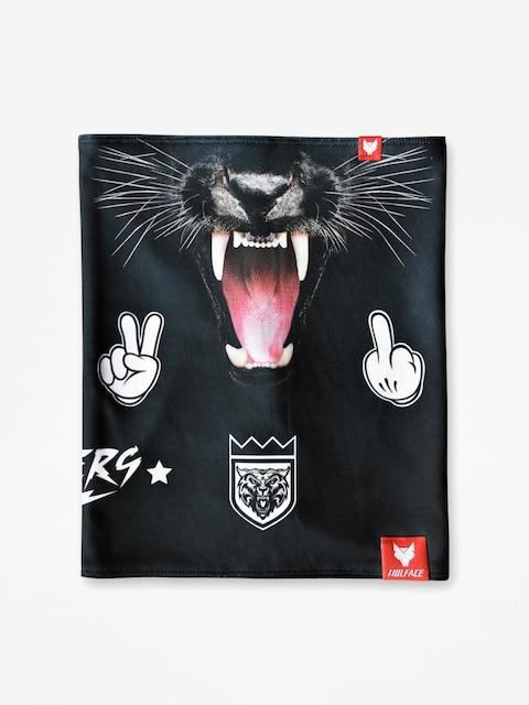Šatka Wolface Black Panther