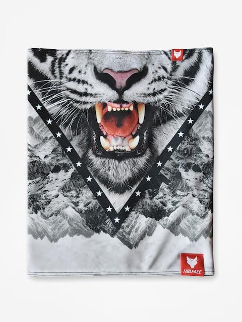 Šatka Wolface Snow Tiger