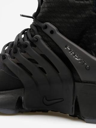 Topánky Nike Air Presto Utility Mid Top (black/black dark grey)