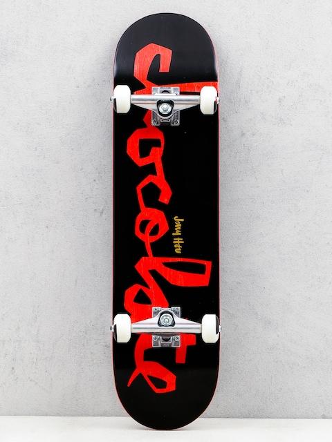 Skateboard Chocolate Hsu Classic (black/red)