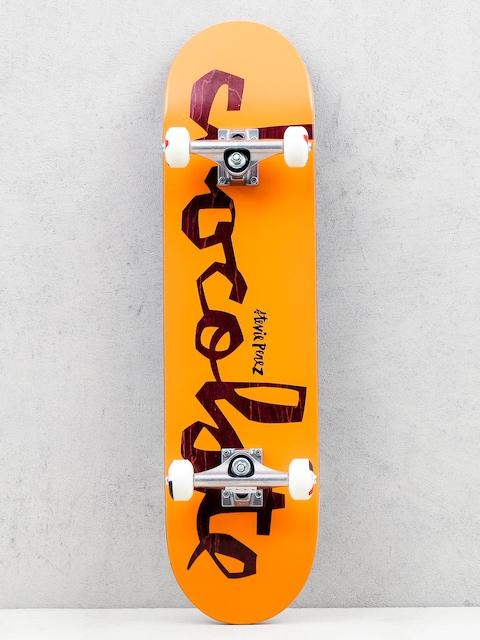 Skateboard Chocolate Peraz Classic (orange)