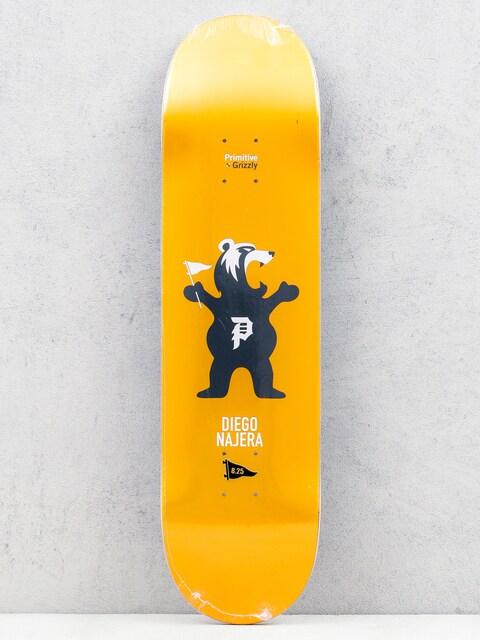 Doska Primitive x Grizzly Najera Mascot (gold)