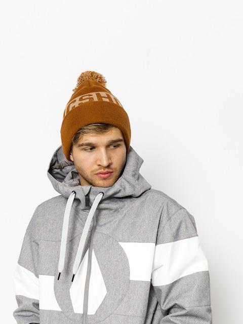 Snowboardová bunda Volcom Hal (hgr)
