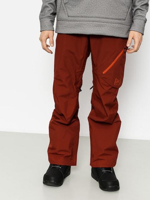 Snowboardové nohavice Burton Ak Gore Cyclic (fired brick)