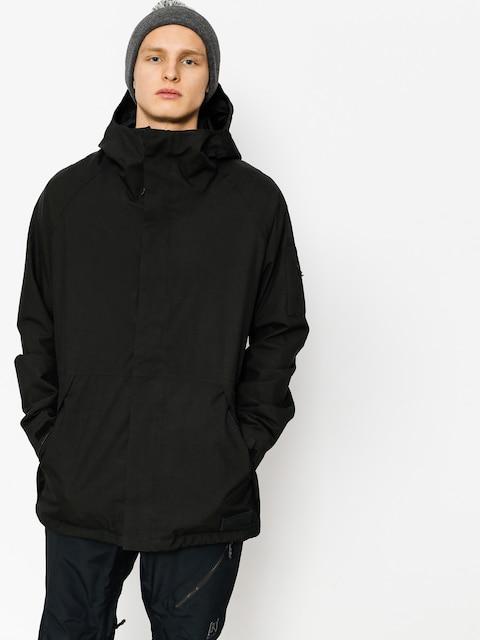 Snowboardová bunda Burton Hilltop (true black)