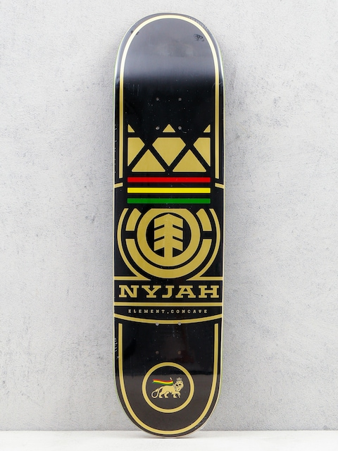 Doska Element Nyjah Concave Logo