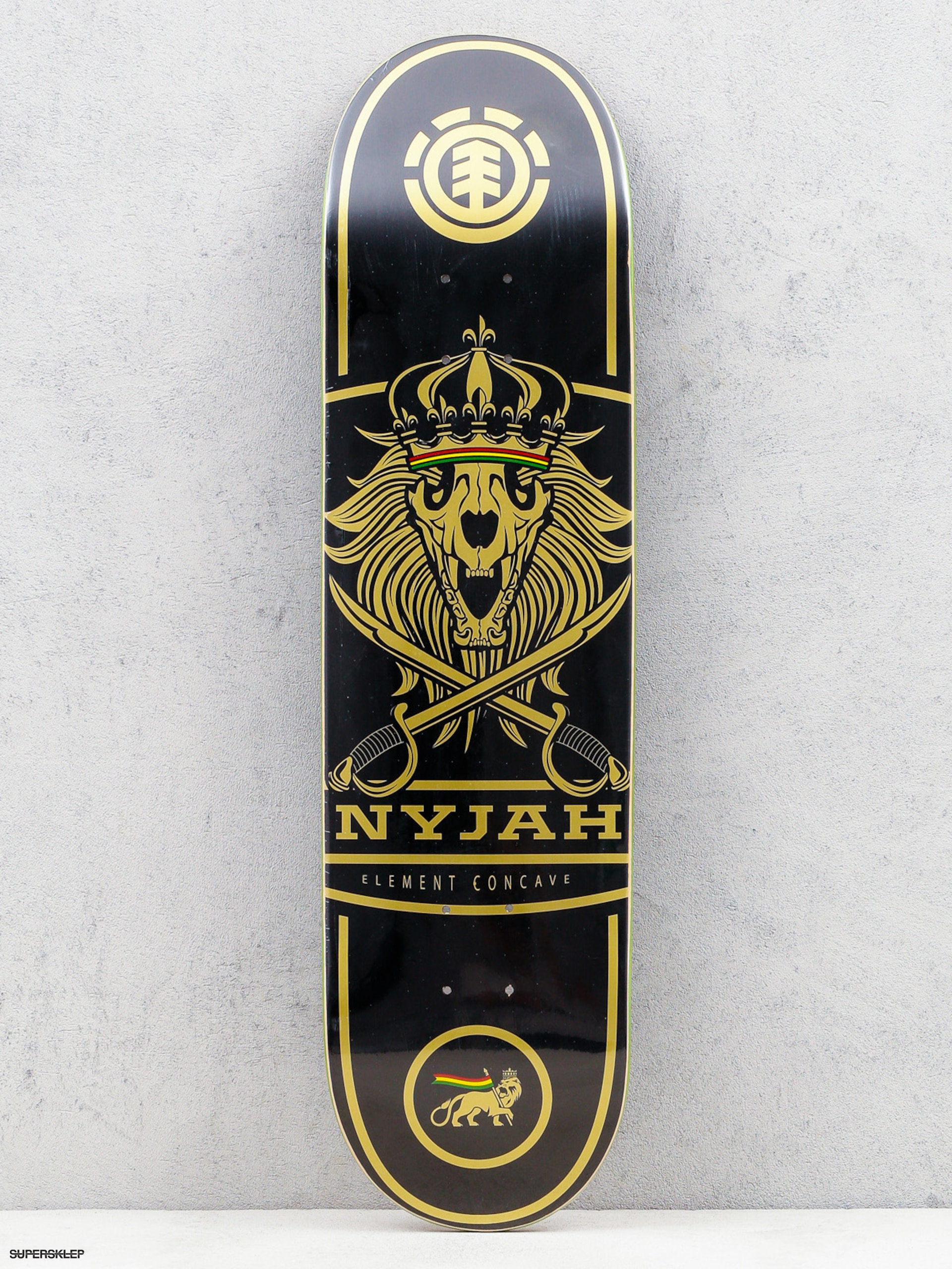 Doska Element Nyjah Concave Lion