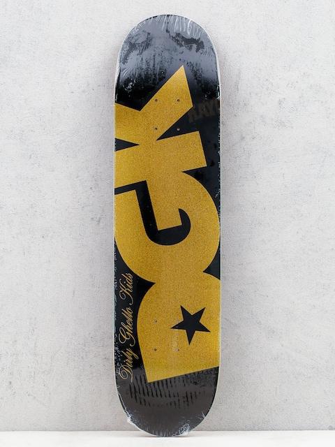 Doska DGK Shimmer (black/gold)
