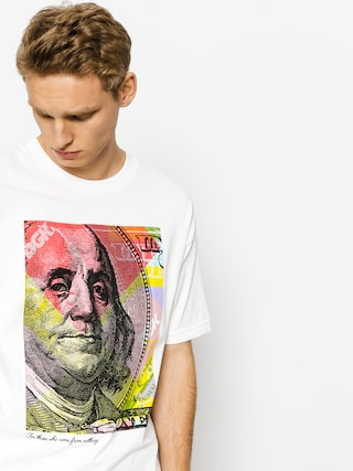 Tričko DGK New Money (white)