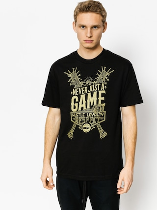 Tričko DGK Game (black)
