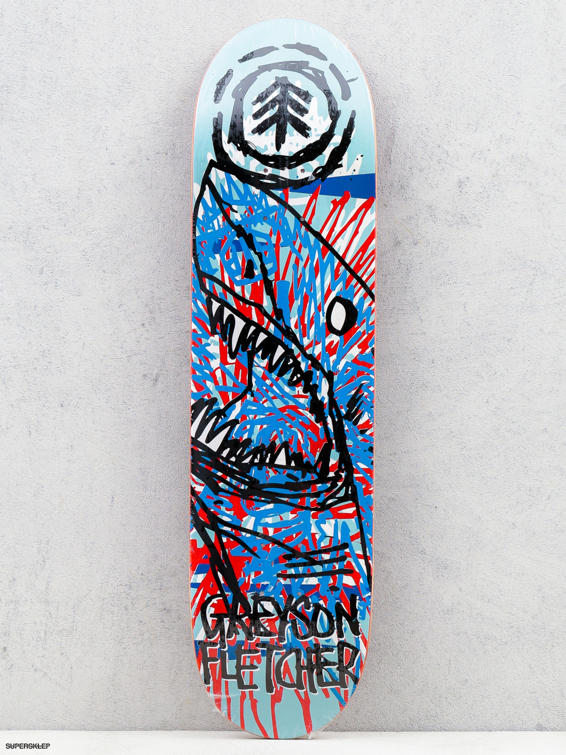 Doska Element Fos Greyson Shark