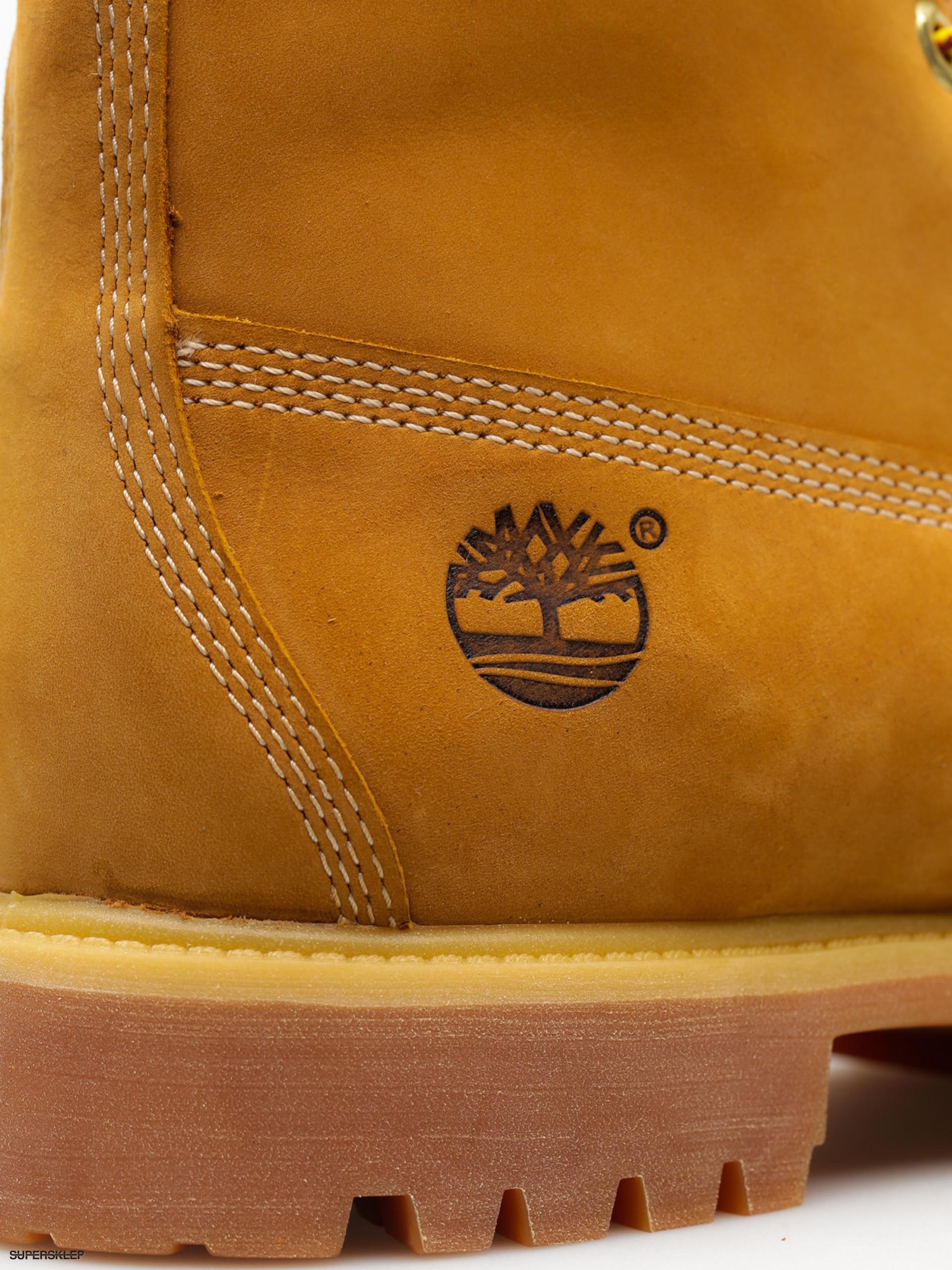 Boty Timberland Premium 6 (wheat nubuck) e0c81381dff