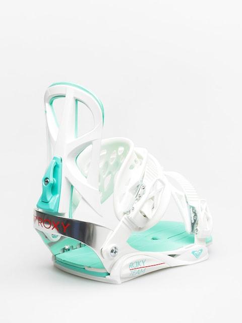 Roxy Snowboardové viazanie Team Wmn (white)