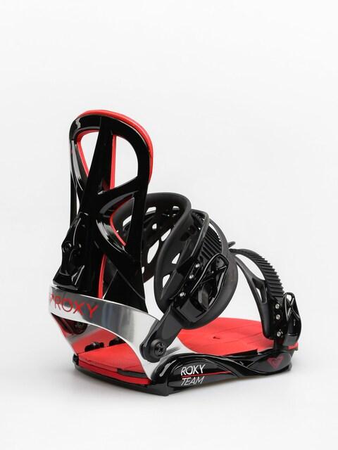 Roxy Snowboardové viazanie Team Wmn (black)