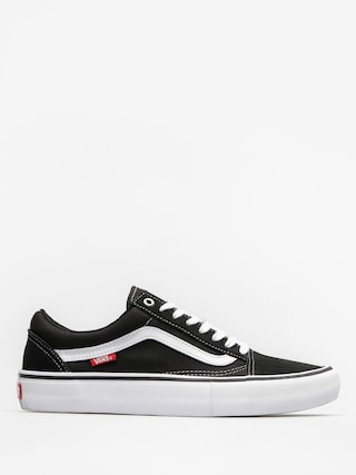 Topu00e1nky Vans Old Skool Pro (black/white)