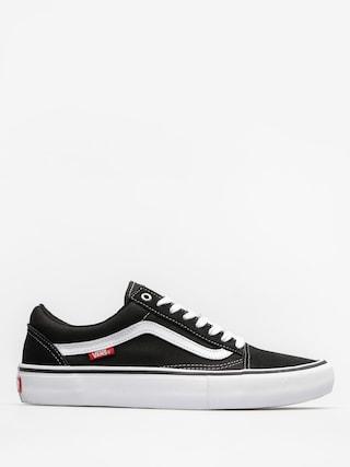 Topu00e1nky Vans Old Skool Pro (black/white)