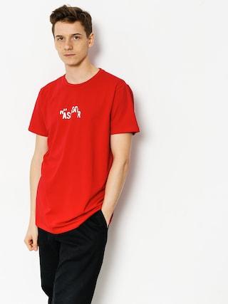 Tričko The Hive Nascar Limited (red)
