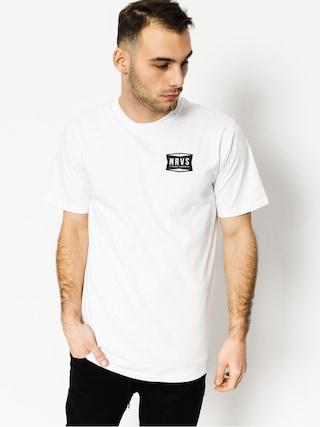 Tričko Nervous Shop (white)