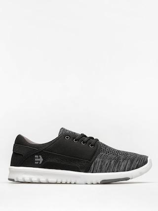 Topánky Etnies Scout YB (black/grey)