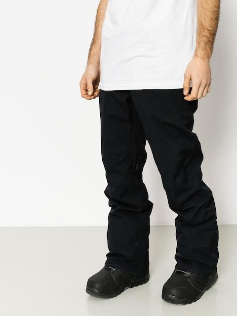 Snowboardové nohavice Burton Wolfeboro (true black)