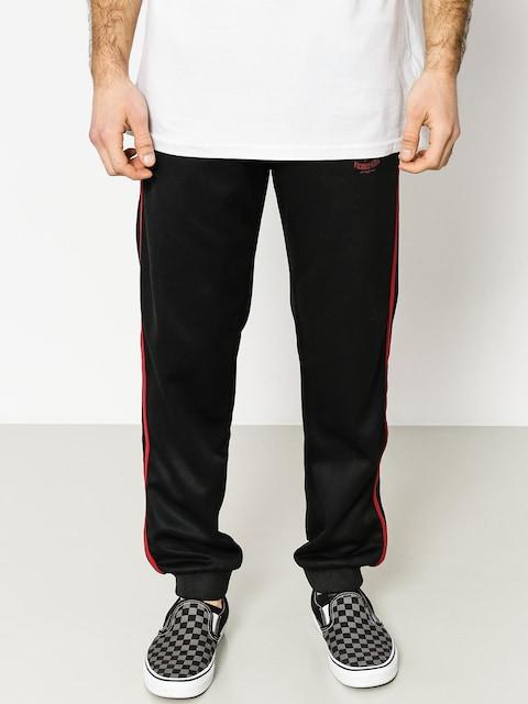 Nohavice Turbokolor Track (pants black)