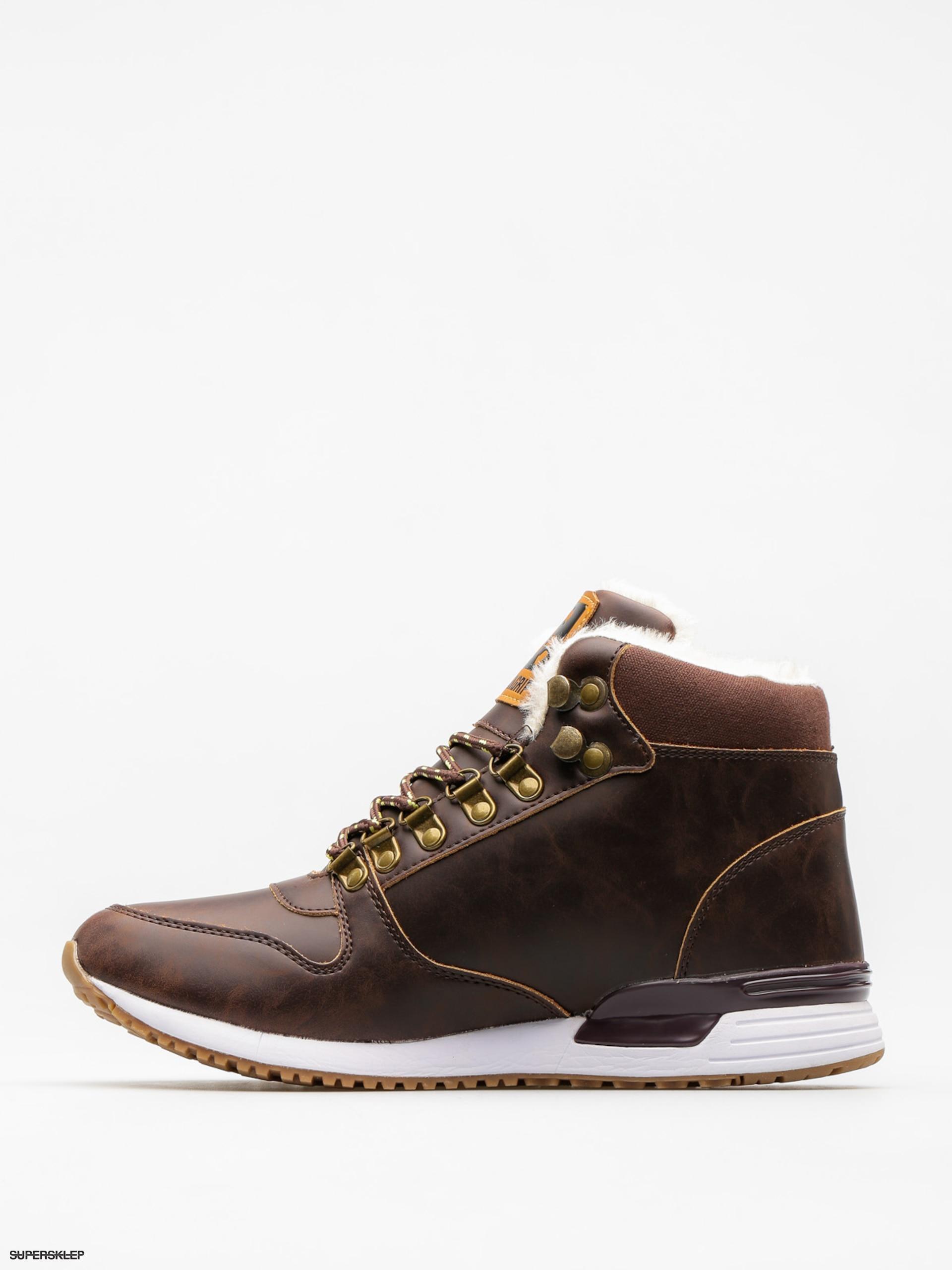 92eccdd3c30 Bustagrip Zimné topánky Custom (brn+wr)