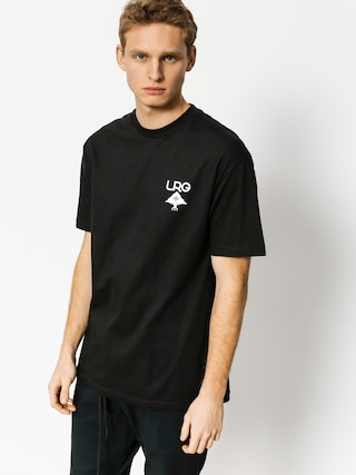 Tričko LRG Logo Plus (black)