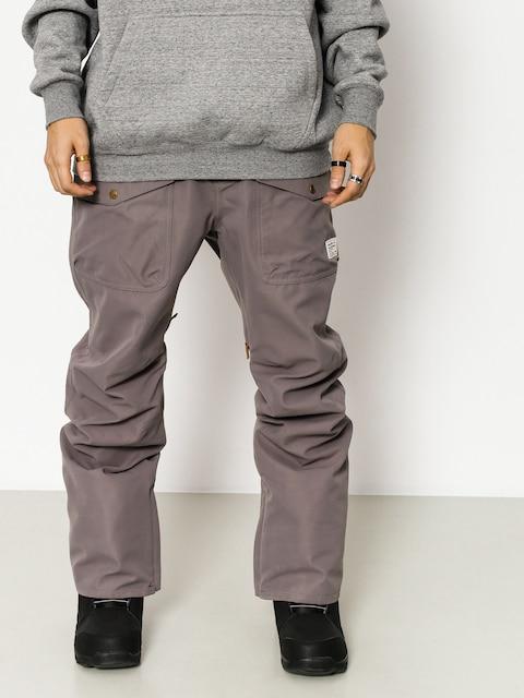 Snowboardové nohavice Analog Contract (heathers)