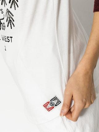 Tričko Element Marie Wmn (napa red)