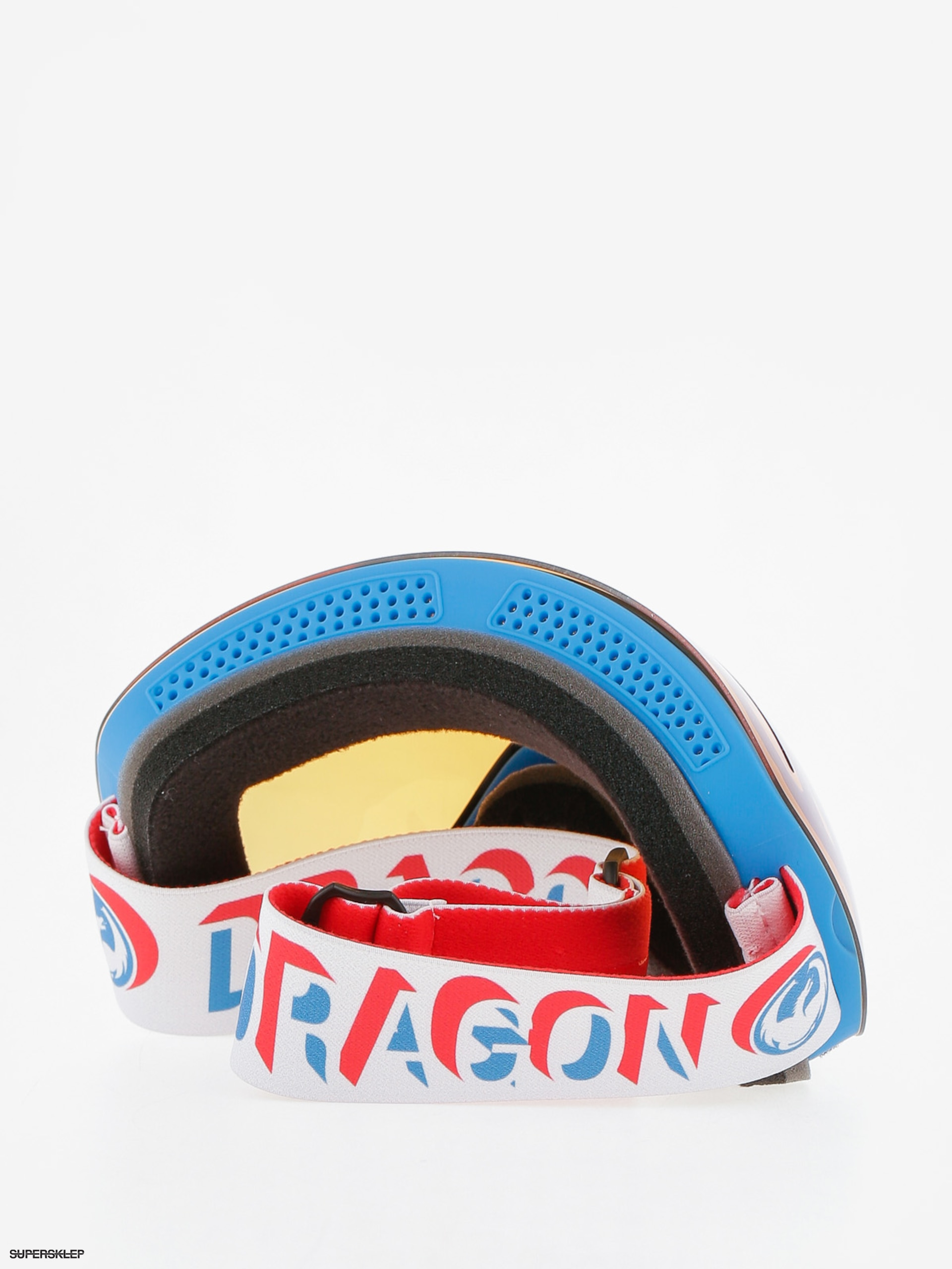 Dragon Okuliare na snowboard X1 (verge lumalens flash blue dark smoke) 5f6ff9af300