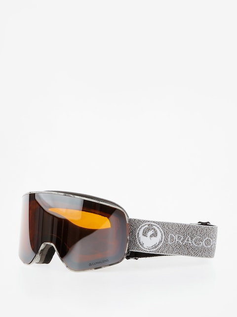 Dragon Okuliare na snowboard NFX2 (mill/lumalens silver ion/dark smoke)