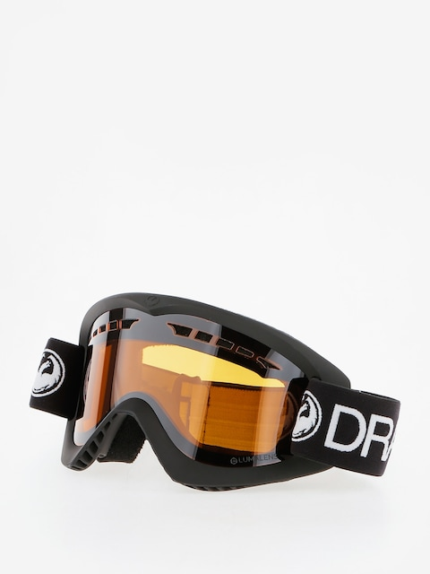 Dragon Okuliare na snowboard DX (black/lumalens silver ion)