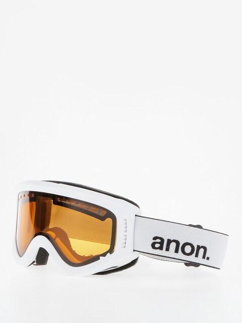 Anon Okuliare na snowboard Tracker (white/amber)