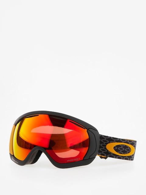 Oakley Okuliare na snowboard Canopy (skygger black orange/prizm snow torch iridium)