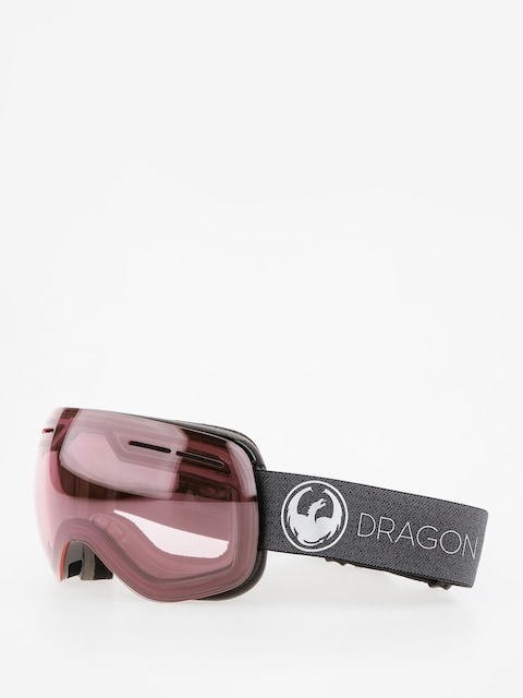 Dragon Okuliare na snowboard X1s (echo/transitions light rose)