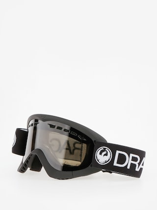 Dragon Okuliare na snowboard DXS (black/dark smoke)
