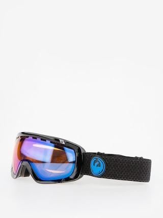 Dragon Okuliare na snowboard Rouge (split/lumalens blue ion/l amber)