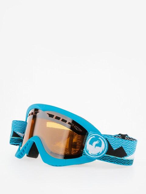 Dragon Okuliare na snowboard DXS (scape/lumalens silver ion)
