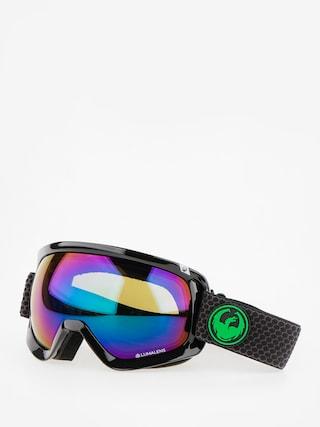Dragon Okuliare na snowboard D3 (split/lumalens green ion/l amber)