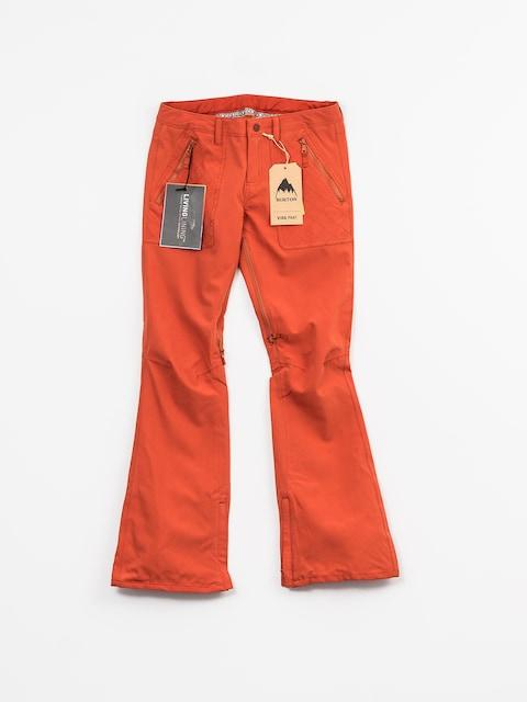 Snowboardové nohavice Burton Vida Wmn (persimmon)