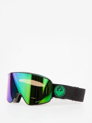 Okuliare na snowboard Dragon NFX2 (split/lumalens green ion/l amber)