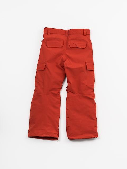 Snowboardové nohavice Burton Boys Exile Cargo (bitters)