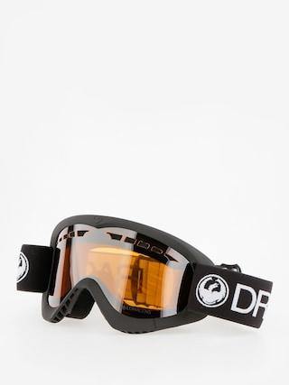 Okuliare na snowboard Dragon DXS (black/lumalens silver ion)